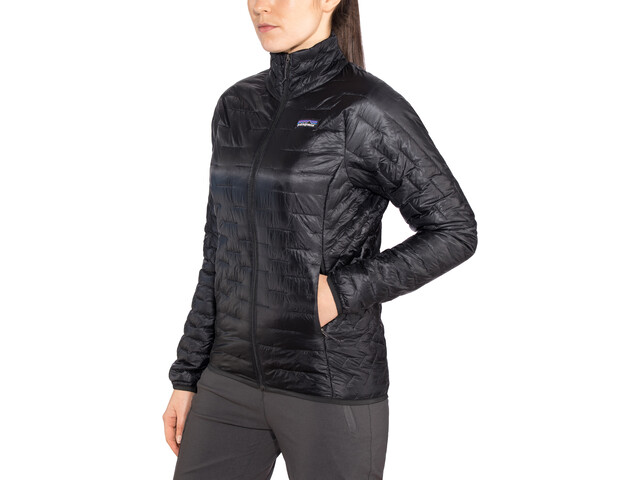 Patagonia Micro Puff Giacca Donna, black